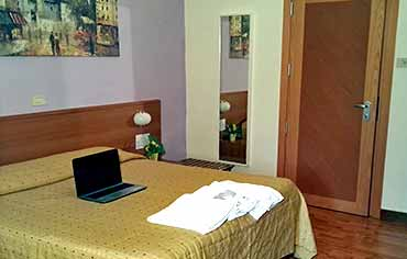 Three-bed Room Hotel Annunziata Massa
